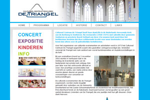 cultureel centrum triangel